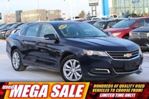 2018 Chevrolet Impala LT V6| Sun| Heat Leath/Wheel| Rem Start| R