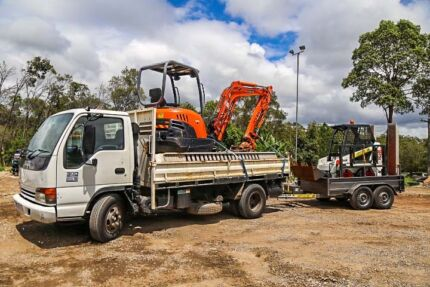CHEAPEST EXCAVATOR, BOBCAT, TRUCK  FROM $70HR Capalaba Brisbane South East Preview