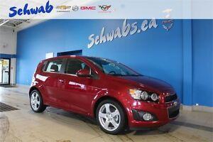Brand New 2016 Chevrolet Sonic LT