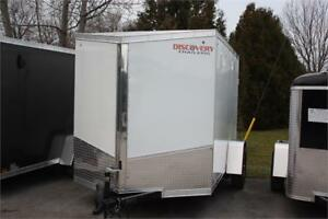 6X10 Discovery 6X10 Enclosed Cargo Trailer     END OF YEAR SALE!