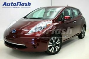 2016 Nissan LEAF SV *Quick-Charge *GPS/Camera