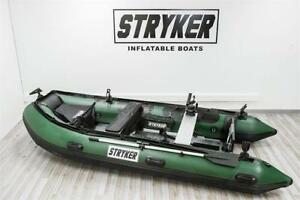 BRAND NEW STRYKER INFLATABLES