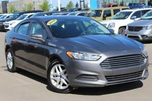 2014 Ford Fusion SE| Sun| Nav| Heat Leath| Dual Clmt| Rem Strt S