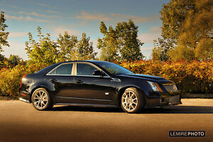 2011 Cadillac CTS V Berline 673 HP-Impeccable