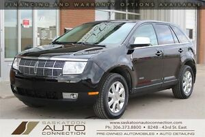 2008 Lincoln MKX AWD ** NAV ** PANORAMIC MOONROOF ** DVD **