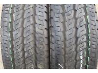 🇷🇴 235/65/16c Continental, Michelin Van Tyres Part Worn, Sprinter 195/215/225/70.75.15 Used 🇵🇱