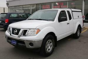 2009 Nissan Frontier XE LOWKM NO ACCIDENTS 1-OWNER ONTARIO TRUCK