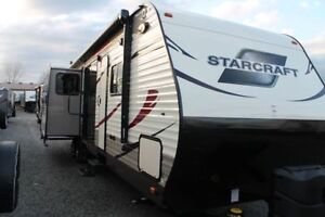 2016 Starcraft Autumn Ridge Park Model - $186 Bi-weekly- SC 1650