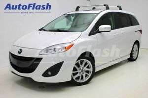 2014 Mazda Mazda5 GT 2.5L Cuir/Leather *Bluetooth* Toit-ouvrant