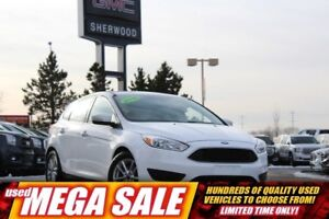 2016 Ford Focus SE Auto| Heat Seat/Wheel| Rem Entry| RV Cam|