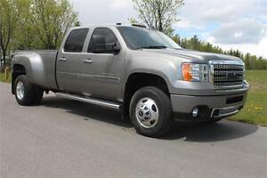 2014 GMC Sierra 3500HD Denali *Only 46,000 Kms* Mint Condition