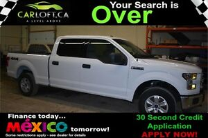 2016 Ford F-150 XLT SUPER CREW 4X4 - LOW KMS**CRUISE**BACKUP CAM
