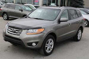 2011 Hyundai Santa Fe GLS Premium| LEATHER SEATS| HEATED SEATS