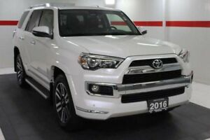 2016 Toyota 4Runner SR5 Limited Package