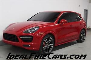 2013 Porsche Cayenne GTS LOADED MSRP $129,000!!!