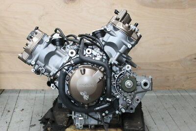 2015 HONDA INTERCEPTOR VFR 800 ENGINE MOTOR STRONG RUNNER GOOD 2K MILES