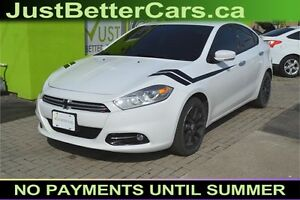 2013 Dodge Dart LIMITED -- $59 Weekly -- APPLY WHEN READY