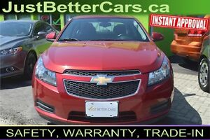 2014 Chevrolet Cruze LT Auto - You Can Drive for $53 Weekly