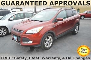 2014 Ford Escape SE 4WD