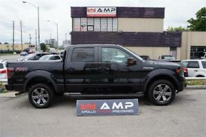 2014 Ford F-150 FX4 ALLOYS LEATHER REAR CAMERA CERTIFIED