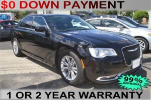 2016 Chrysler 300 Limited RWD, Sunroof, Leather Seats