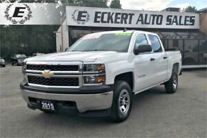 2015 Chevy SilveradoLS*FREE 1YR/UNLIMITED KM POWERTRAIN WARRANTY