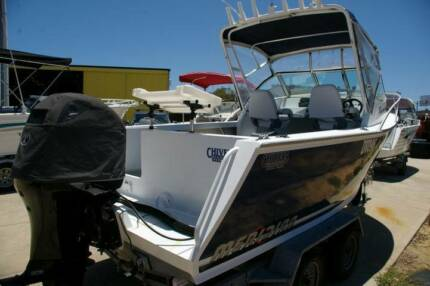 Chivers Meridian 550 Sports fisherman 2007 model