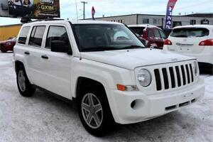 2008 Jeep Patriot Sport ONLY 85,000KM 4WD! Clean Title!
