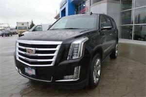 NEW Cadillac Escalade PREMIUM black NEW black