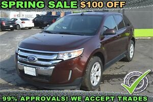 2012 Ford Edge SEL FWD SUV