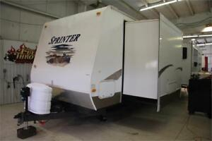 2008 Keystone Sprinter 31FT