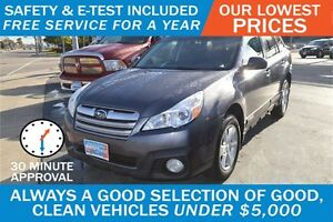 2014 Subaru Outback 2.5i Premium - ALL WHEEL DRIVE!