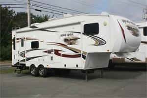 Used fifth wheel $92 bw