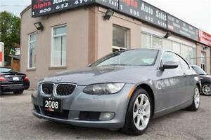 2008 BMW 3-Series 328xi Coupe *6 Spd Manual* Certified Warranty!