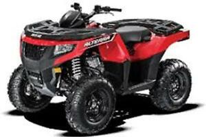 2018 ARCTIC CAT ALTERRA 700 EPS ON CLEARANCE PRICING!! ONE LEFT