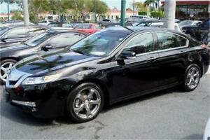 2009 ACURA TL SH-AWD PREMIUM |PADDLESHIFT|LOADED|CLEAN CAR-PROOF