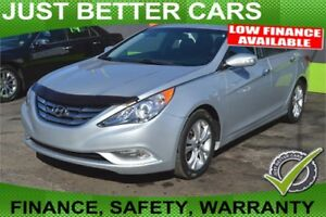 2013 Hyundai Sonata Limited Auto, $60 per Week, FINANCE ONSITE