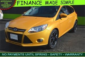 2012 Ford Focus SE :::: just $33 a week :::: QUICK APPROVAL!