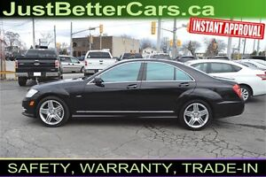 2012 Mercedes-Benz S-Class S 550, INTUITIVE TECHNOLOGY, LOADED