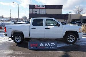 2011 Chevrolet Silverado 1500 LT 5.3L HARD COVER 4X4 5.5FT BOX