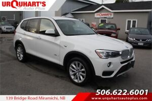 2016 BMW X3 xDrive28i! LIKE NEW!