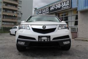2013 Acura MDX SUNROOF, BACK UP CAMERA