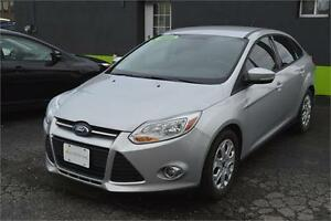 2012 Ford Focus SE Sedan is ONLY $29 a week : PRICE REDUCED!
