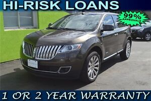 2011 Lincoln MKX Limited Edition - You Can Drive for $69 Weekly