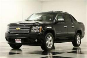 2008 Chevrolet Avalanche LTZ-AWD-Leather,Sunroof,DVD,Like New