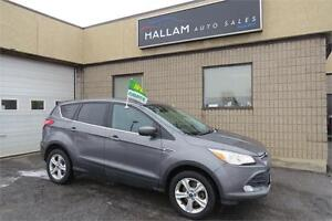 2013 Ford Escape SE, 4WD, Heated Seats, Bluetooth