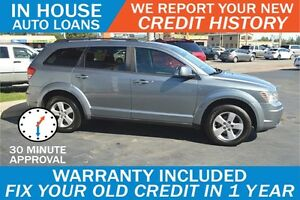 2010 Dodge Journey SXT SUV is very roomy and family-friendly!