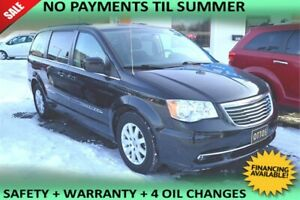 2013 Chrysler Town and Country Touring, STOW-N-GO, SUNROOF...