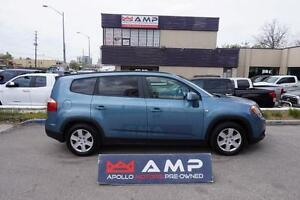 2013 Chevrolet Orlando LT 7 -passenger bluetooth option