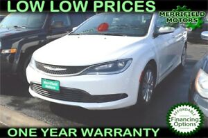 2015 Chrysler 200 LX - - Drive For $62 a Week - - $0 Down